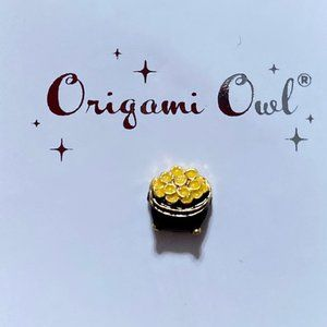 Origami Owl Pot of Gold Charm